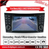 Giocatore di multimedia dell'automobile per il sintonizzatore di Mercedes-Benz E GPS Navigatior DVB-T