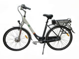 Vélo électrique de la ville En15194 bon marché pour la femme