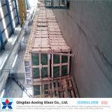Windowsまたはドアまたは区分ガラスのための浮遊物か強くされたパタングラス