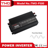Inversor puro da potência de onda do seno da eficiência 500W para aparelhos electrodomésticos
