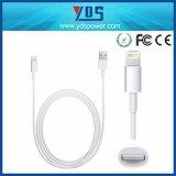 Cable de carga del teléfono móvil, cable de datos del USB para el iPhone