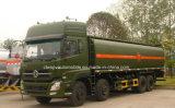 8X4 LHD 30000 Liter van de Vrachtwagen van de Brandstof 30 Ton van de Tankwagen van de Brandstof
