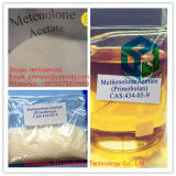 Acetato crudo esteroide 434-05-9 de Primobolan Methenolone del polvo de las ventas directas Bodybuilding