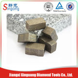 Diamante Granite Cutting Segments para Diamond Saw Blade