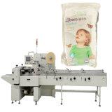 Macchina imballatrice del pannolino 6PCS del pannolino a gettare automatico del bambino