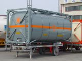 Serbatoio portatile dell'ONU (T11 IMDG, CFR49, HA SBARAZZATO il ADR)