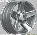 """l'alluminio automatico 16 """" - 23 """" borda la rotella della lega della replica per Land rover"""