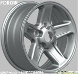 """16 """" - un alluminio dei 23 """" ricambi auto borda la rotella della lega del vagabondo"""