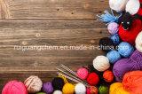 Matéria têxtil que endurece o reforçador do agente