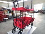 Fabricante ao ar livre EUA da tomada de fábrica que dobra o vagão
