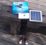 Système de d'éclairage solaire de la maison DEL dans la qualité pour la mauvaise région de l'électricité