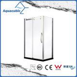 Quarto de chuveiro do banheiro e cerco simples de vidro do chuveiro (AE-BFGL821A)