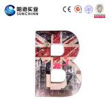 Cartas de madera Shaped calientes de la venta B (SCWD00056)