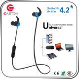 最も新しいV4.2 Bluetoothのヘッドホーンの無線電信のイヤホーン
