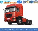 Shaanxi 380PS 6X4 견인 트럭 또는 트레일러 트랙터