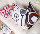 綿のソファーのオフィス車カラー方法綿のクッションの枕