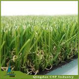 Forma de U que ajardina a grama artificial para o jardim