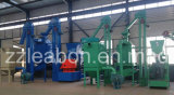 Sale를 위한 자동적인 Biomass Waste 500kg/H Wood Pellet Production Line