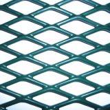 PVC에 의하여 입히는 확장된 금속 담 또는 공도 도로 담