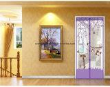 자석 모기장 문 커튼 또는 자석 문 메시 또는 자석 곤충 스크린
