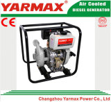 Pompe à eau diesel agricole de fer de moulage de Yarmax avec du ce