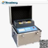 Appareil de contrôle de pétrole de transformateur de machine de résistance diélectrique de la tension 100kv