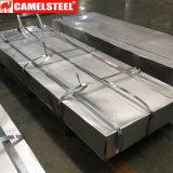 o metal de folha da telhadura de 0.12mm-1.2mm Sgch Dx51d PPGI galvanizou a bobina de aço