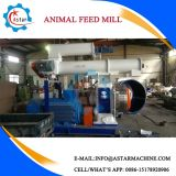 1-2t / H Hot Sale em Iran Pesticide Pellet Press Machine