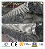 Filetage de la pipe soudée par ERW d'acier du carbone
