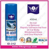 Het Vlekkenmiddel van het Ijs van Aeropak voor Auto 500ml