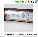 Lumière orange portative de torche de la haute énergie DEL de traitement