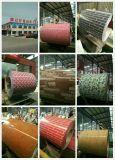 Hoja de acero prepintada diseños chinos de la flor PPGL de la impresión de la fábrica de PPGI en bobinas