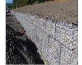Fábrica del rectángulo de Gabion de la buena calidad/tela metálica hexagonal/jaula de piedra