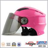 女性(HF315)のための美しい半分の表面モーターバイクのヘルメット