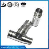 Conexão fazendo à máquina Rod de Macnining da precisão do CNC do aço inoxidável/eixo de cames/eixo
