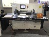 Programm-Steuerpapier-Ausschnitt-Maschine /Papercutter/Guillotine 78s