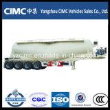 Cimc 3 Axle навальный цемента топливозаправщика трейлер Semi