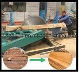 Le double en bois scie la scierie électrique de lame