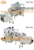 Машина для упаковки папиросной бумаги салфетки упаковывая машины ткани руки