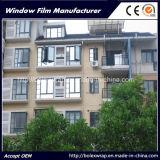 Fenêtre décorative Fenêtre solaire réfléchissante Édifice de film, film solaire
