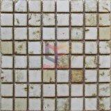 Stile del mosaico delle mattonelle di ceramica del mattone rosso retro (CST238)