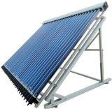 Coletor solar para o telhado liso ou lanç