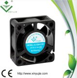 Plastikmikrokühlventilator 5V 12V 24V 40X40X20mm Gleichstrom-Ventilator mit gutem Luft-Fluss