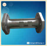 Труба нержавеющей стали отливки, тип фланца тела счетчика воды SUS304
