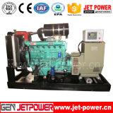 Diesel silencioso do ISO - geradores Diesel fortes pstos 50kw do motor