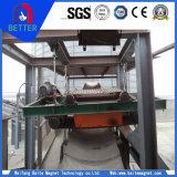 Перманентность высокой эффективности Self-Cleaning/сепаратор утюга магнитный для минирование/делать угля/песка/производственной линии химической промышленности