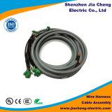 Провод нержавеющей стали съемной кабельной проводки VGA