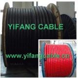 구리 Conductor, PVC Insulated와 Sheathed Control Cable