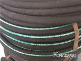 Boyau hydraulique en caoutchouc SAE100 R13 fabriqué en Chine