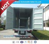 13 meter 3 Axle Steel Van Cargo Semitrailer of Van Truck Semi Aanhangwagen